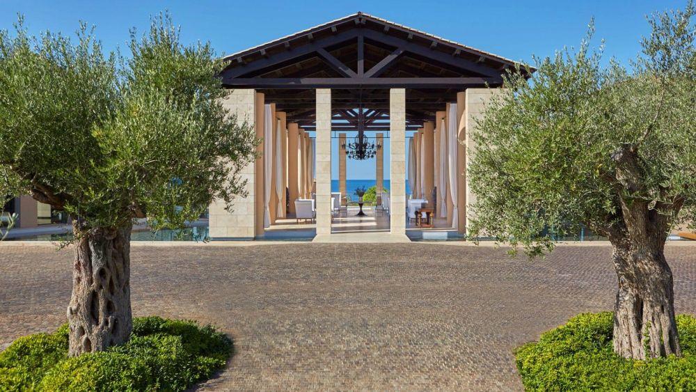 Τριήμερο Αγίου Πνεύματος The Romanos a Luxury Collection Resort Μεσσηνία