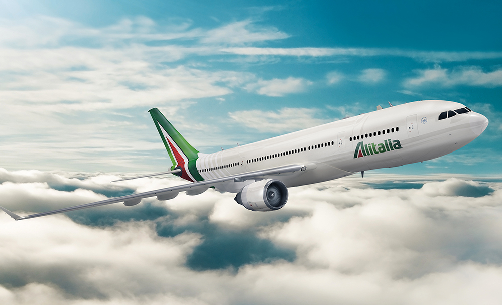 Alitalia Προσφορές αεροπορικών εισιτηρίων προορισμοί εξωτερικού