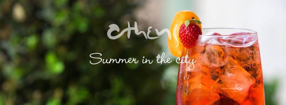 Καλοκαίρι 2017 ξεχωριστές γεύσεις N.J.V. Athens Plaza Hotel Αθήνα