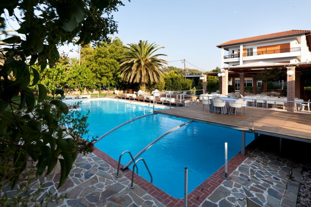 Καλοκαιρινή προσφορά Olympic Village Resort & Spa Ολυμπία