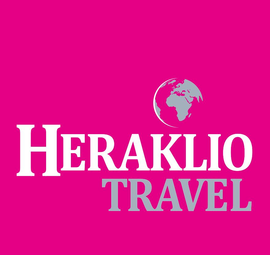 Heraklio Travel Logo