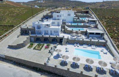 Senses Luxury Villas & Suites panoramic