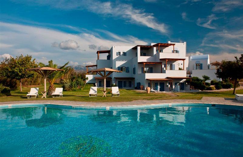 Ammos Naxos Exclusive Apartments 4 Κλειδιά