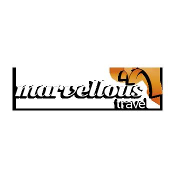 Marvellous Travel Logo