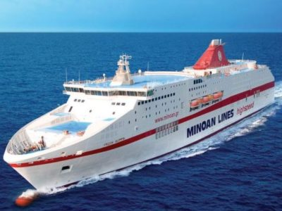 Ship Minoan Lines
