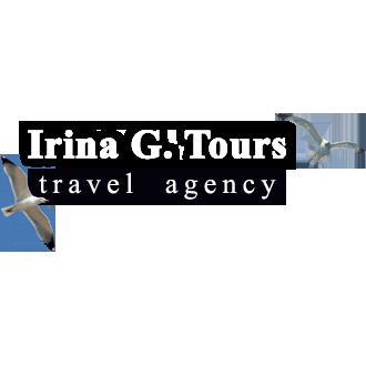 Irina G Tours Logo