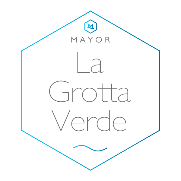 Mayor La Grotta Verde logo