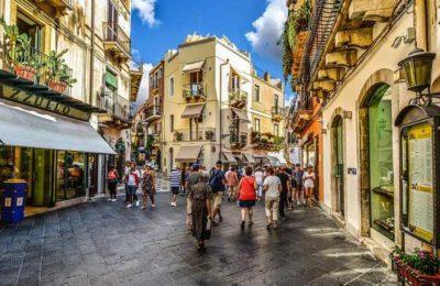 Cosmorama Ταξίδι στην Σικελία