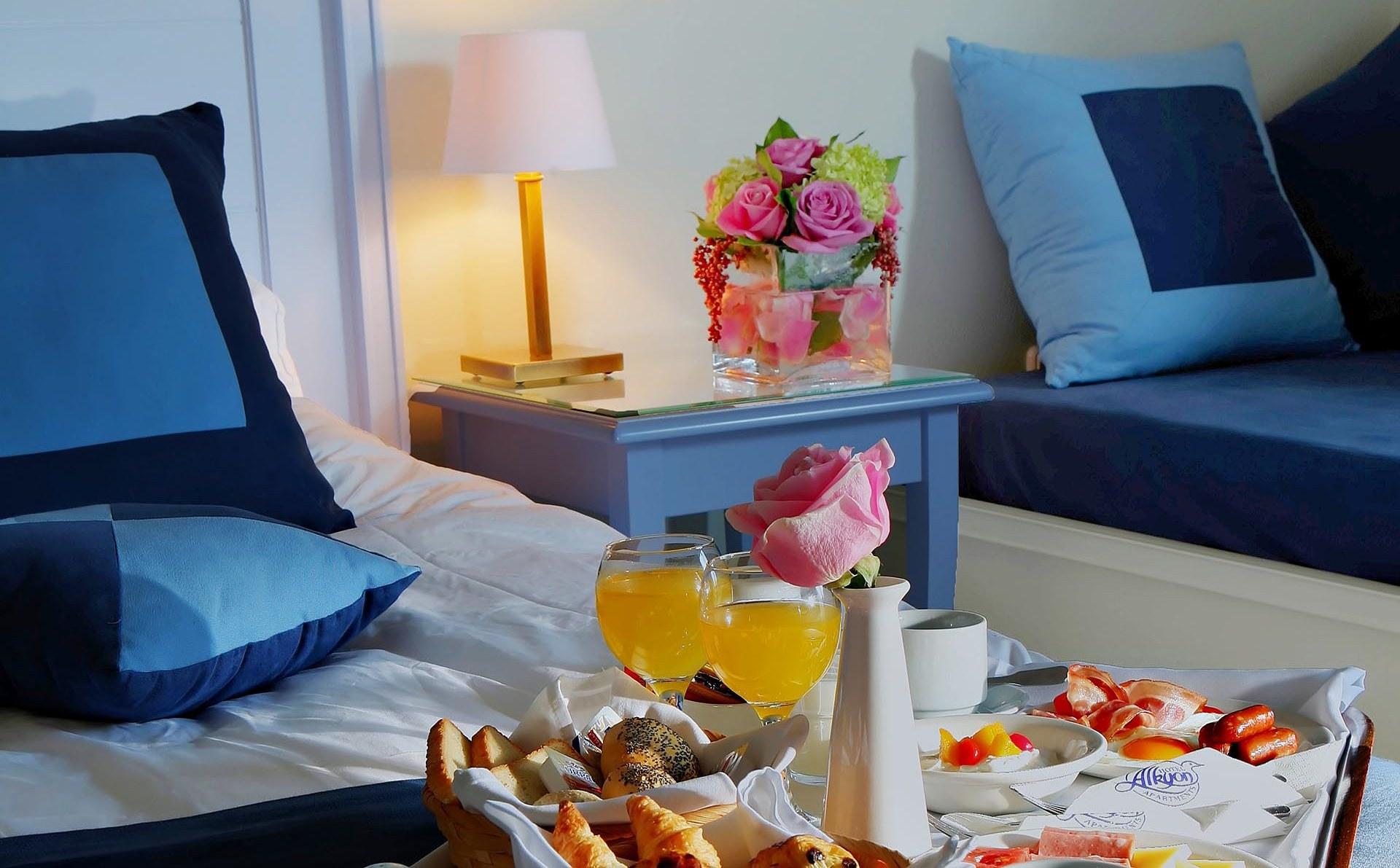 Alkyon Resort Executive Room