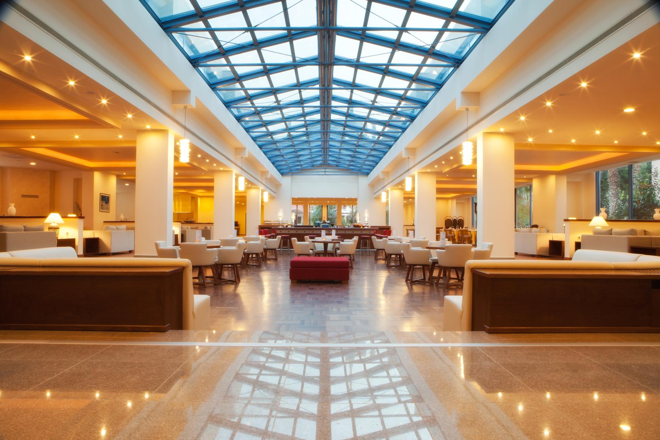 Alkyon Resort Reception