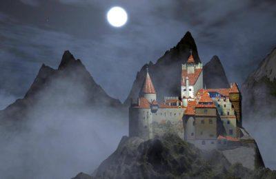 Dracula Tower