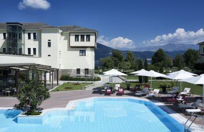 Το Hotel du Lac Congress & Spa