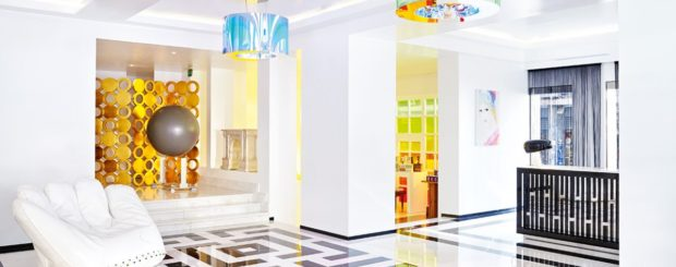 Lobby & Reception, Grecotel Pallas Athena